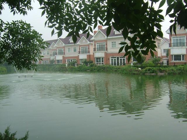 北京莱蒙湖别墅采用稀客超薄音响